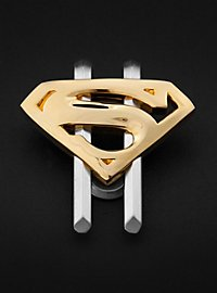 Superman Returns Geldklammer gold