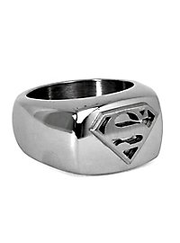 Superman Signet Ring steel