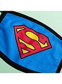 Superman - Superman Logo Stoffmasken Doppelpack