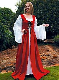 Surcot - Lucretia, rouge