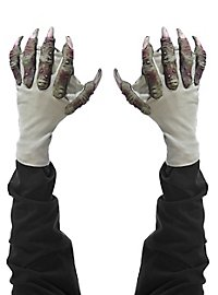 Swamp Monster Claws Gloves