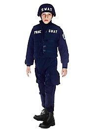 SWAT Kinderkostüm
