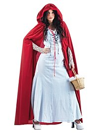 Sweet Red Riding Hood Costume
