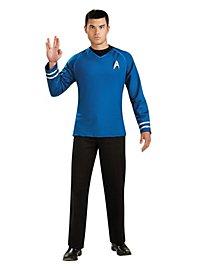 T-shirt à manches longues d'uniforme Spock