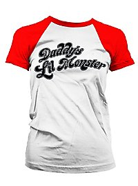 T-shirt Daddy's Lil Monster