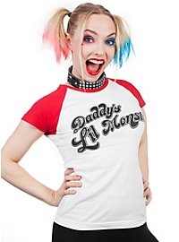 T-shirt Suicide Squad Daddy´s Lil Monster pour fille