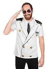 T-shirt humour capitaine