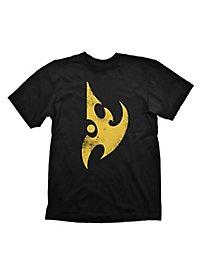 T-shirt logo Protoss Starcraft 2