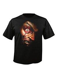 T-shirt œil dément Digital Dudz