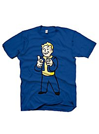 T-shirt Vault Boy Fallout index