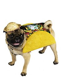 Taco Pooch Dog Costume