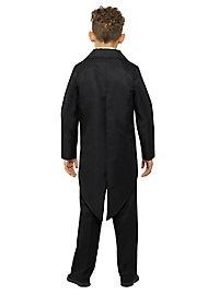 Tailcoat for children black