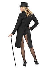 Tailcoat for ladies black