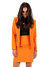 Tailleur OppoSuits Foxy Orange