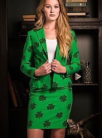 Tailleur OppoSuits St. Patrick's Girl