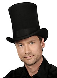 Tall Top Hat black