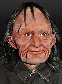 Tattergreis Maske aus Latex
