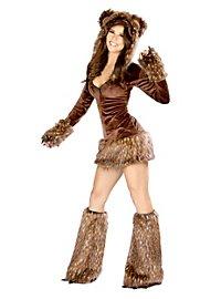 Teddy Bear Premium Edition Sexy Costume