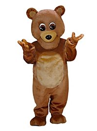 Teddy Mascot