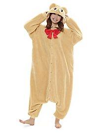 Teddybär Kigurumi Kostüm