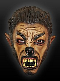 Teen Werewolf Kids Mask Made of Latex
