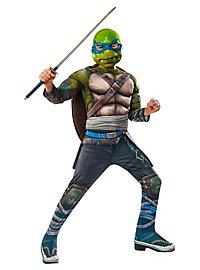 Teenage Mutant Ninja Turtles 2 Leonardo Deluxe Costume for Children