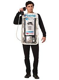 Telefonzelle Kostüm