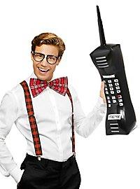 Téléphone portable gonflable