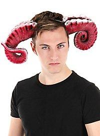 Tentacle horns