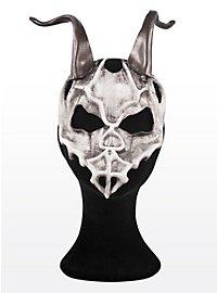 Tête de dragon Masque en cuir