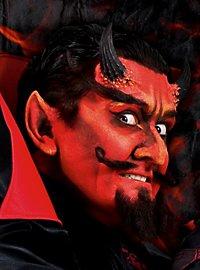 Teufel Creme Make-up Schminkdose