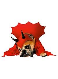 Teufel Hundekostüm