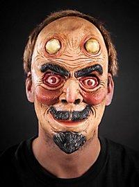 Teufelsfratze Maske aus Latex