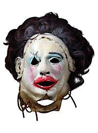 Texas Chainsaw Massacre Geschminkte Frau Maske