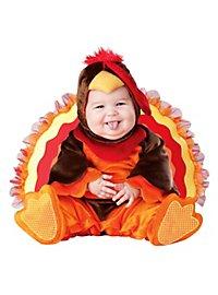 Thanksgiving Turkey Baby Costume