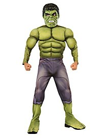 The Avengers Hulk Muscle Chest Kids Costume
