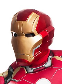 The Avengers Iron Man Maske aus Kunststoff