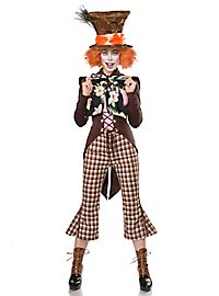 The Crazy Hatter Costume