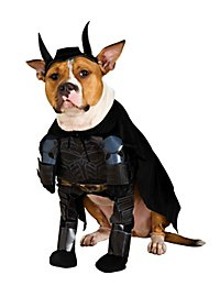The Dark Knight Rises Batman Hundekostüm