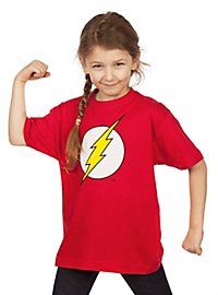 The Flash Kinder T-Shirt Logo