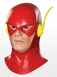 The Flash Maske aus Latex