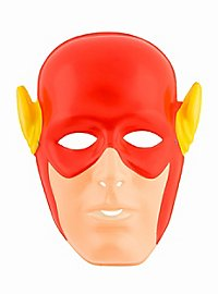 The Flash Kindermaske aus Kunststoff