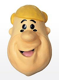 The Flintstones Barney Rubble Latex Full Mask