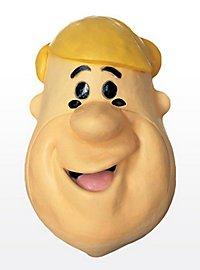 The Flintstones Barney Rubble Latex Full Mask