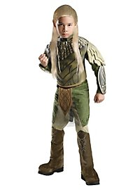 The Hobbit Deluxe Legolas Kids Costume