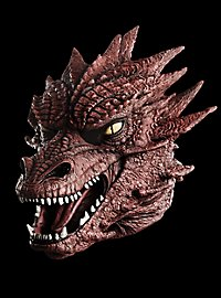 The Hobbit Deluxe Smaug Latex Full Mask