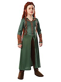 The Hobbit Tauriel Kids Costume