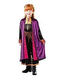 The Ice Queen 2 Anna Child Costume