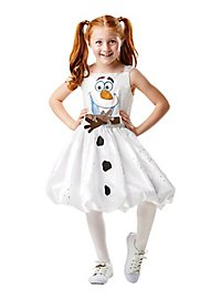 The ice queen 2 Olaf children's dress