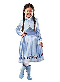 The Ice Queen Anna Christmas Dress Child Costume